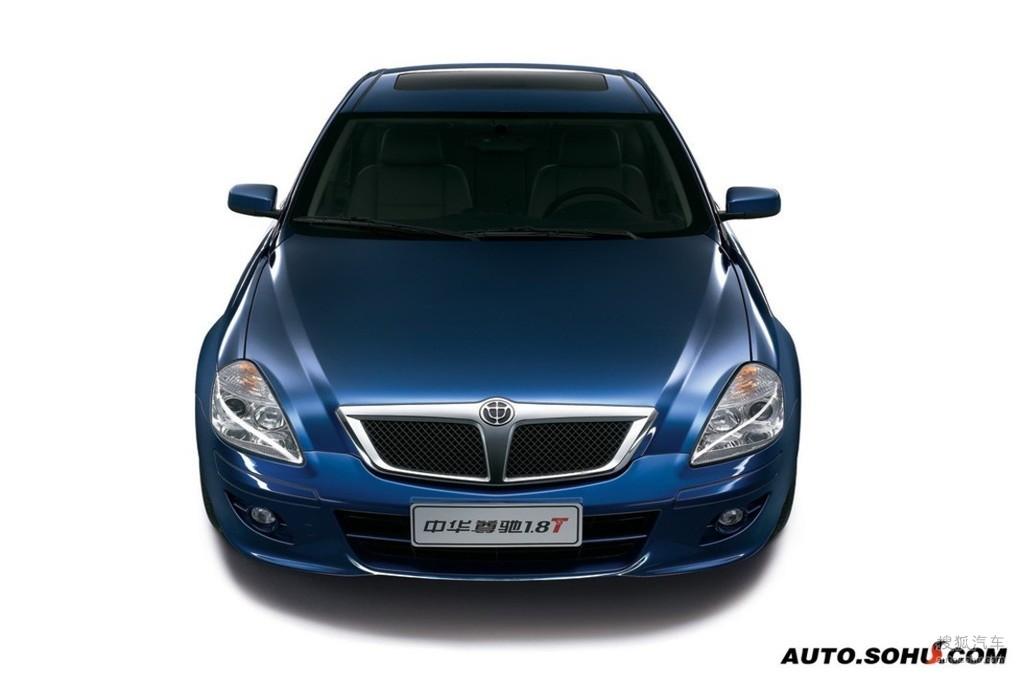2007款中华尊驰1.8T高清图片