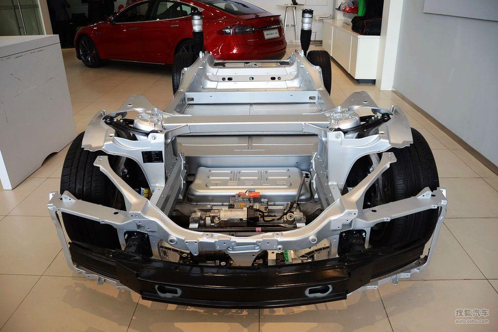 特斯拉发动机_【 特斯拉Model S高清图片】_底盘发动机_搜狐汽车网