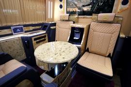 2017款飞驰斯宾特3.5L商务舱C