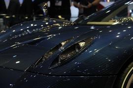 帕加尼Huayra 日内瓦车展实拍