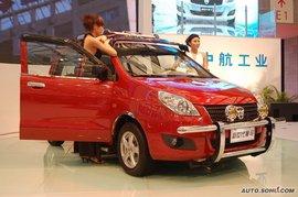 哈飞赛马 09上海车展实拍