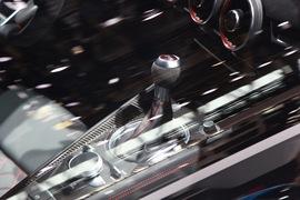 奥迪TT RS车展实拍