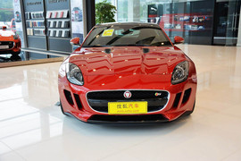 2015款捷豹F-Type Coupe 3.0T S