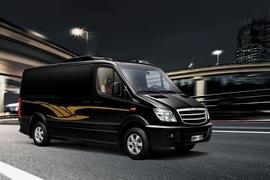 2014款海格H5V商务车B型房车