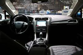 福特蒙迪欧旅行版VIGNALE日内瓦车展实拍