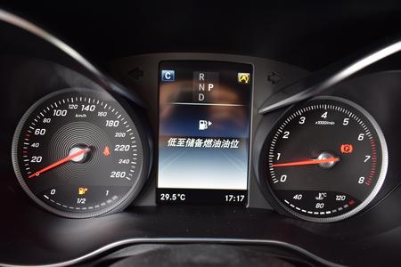 奔驰GLC轿跑SUV最高优惠5.2万元有置换补贴传祺ga8电吸门图片