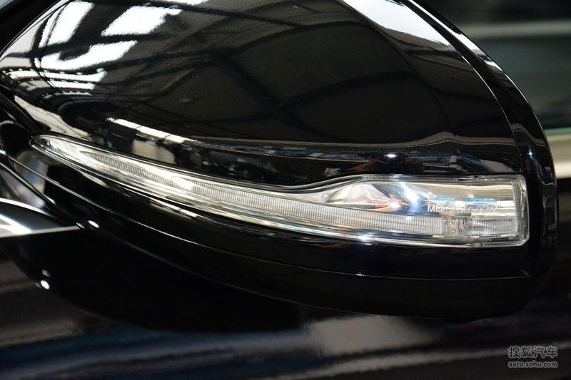 2014奔驰s600l报价_【 奔驰S级图片】_2014款 S400L 豪华型_耀岩黑_外观_搜狐汽车网