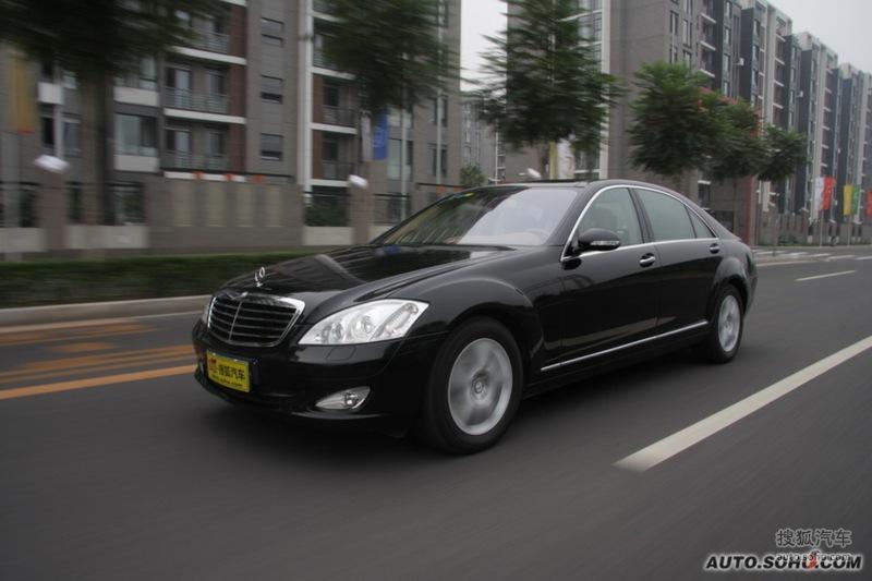 2014奔驰s600l报价_【 奔驰S级图片】_2010款 S 350L 4MATIC_评测_搜狐汽车网