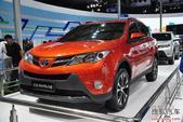 [嘉兴]丰田全新RAV4未上市先加价 可预定