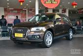 合肥奥迪Q5 现车在售 购车享优惠6.9万元