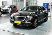 [沈阳]奔驰E级售42.28万元起 赠购车礼包