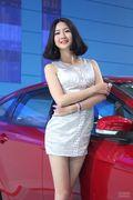 2012杭州车展美女车模