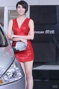 2012苏州靓丽车模