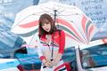 韩国赛车美女秀小蛮腰 甜美可爱会卖萌