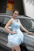起亚3号车模 2013上海车展实拍