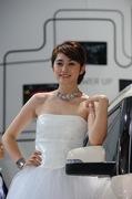 2011广州车展起亚9号车模