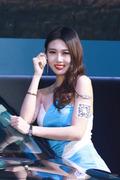 2017青岛车展车模