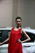 宝马3号车模 2013上海车展实拍
