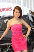 2012长春车展美女模特