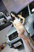 猎豹1号车模