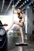 欲望洗车房激情碰撞
