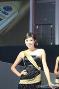 2009成都车展车模