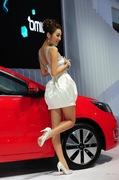 2011广州车展起亚3号车模