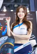白皙爆乳韩国美女清纯可爱笑容甜美