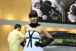 2009成都车展美女车模