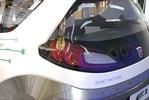 荣威纯电动E1 上海车展实拍