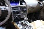 2012款奥迪A5双门法兰克福车展实拍