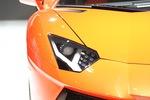 兰博基尼Aventador 2012成都车展实拍