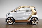 2011款smart forvision EV概念车