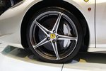 法拉利458 Spider 广州车展实拍