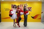 2013广州车展车模权力榜