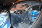 smart forvision EV概念车法兰克福车展实拍