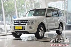 [绍兴]三菱帕杰罗降价5万店内仅少量现车
