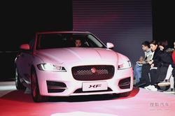 近距离更精彩 新一代捷豹XF成都正式上市