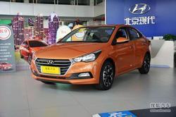 [西安]现代悦纳全系优惠8000元 现车在售