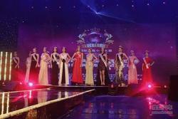 五一兰州车展国际蓝莓小姐大赛盛大举行!