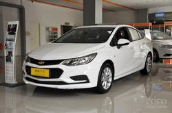 [郑州]雪佛兰科鲁兹最高降价3万现车销售