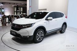 本田CR-V混动优惠1.5万元 动力禁得起考验