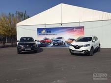 雷诺SUV家族赛道公园第三季在津燃情开启