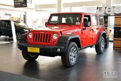 [泉州]Jeep牧马人现金优惠1万元 现车充足