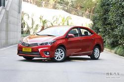 丰田卡罗拉降价1.6万 现车充足欢迎选购!