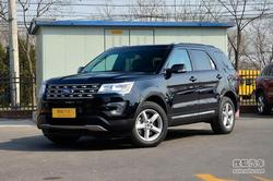 福特探险者现车销售颜色可选优惠达4万元