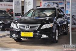 [通化]丰田凯美瑞现金优惠2万元 有现车