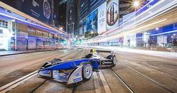 雅迪征战国际汽联电动方程式赛车锦标赛!