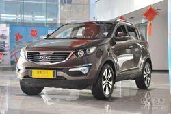 [四平]韩系SUV 起亚智跑现金优惠1.4万元