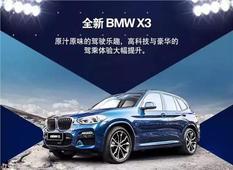 全新BMW X3上市发布会在即 诚邀您的莅临